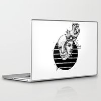 pablo picasso Laptop & iPad Skins featuring Picasso by Benson Koo