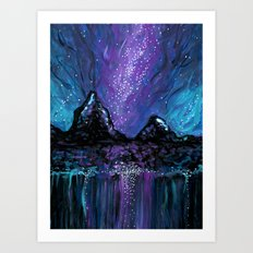 The Essence Within Art Print