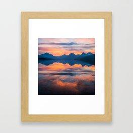 Until Daybreak Comes Framed Art Print