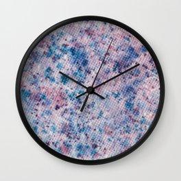 Abstract No. 451 Wall Clock