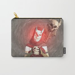 Red Foxxya Carry-All Pouch