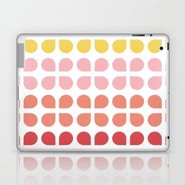 Floral Geometry Pattern Laptop & iPad Skin
