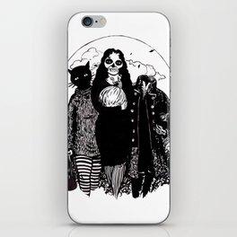 Halloween Trio iPhone Skin
