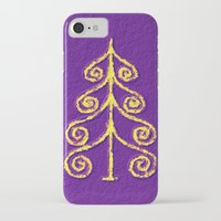 christmas tree iPhone & iPod Cases featuring Christmas Tree* by Mr and Mrs Quirynen