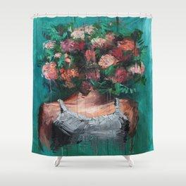Beautiful Mess Shower Curtain