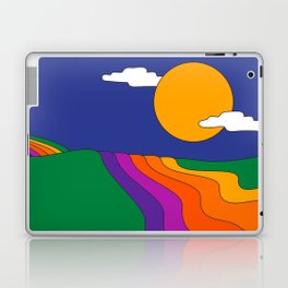 Rolling Hills Laptop & iPad Skin