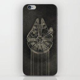 Millennium Falcon iPhone Skin