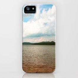 Gold lake iPhone Case