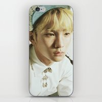 shinee iPhone & iPod Skins featuring Key - SHINee by Felicia