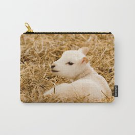 Watchful lamb Carry-All Pouch