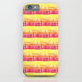 Cherish to Enjoy iPhone Case