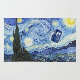 Doctor Show Who Rug