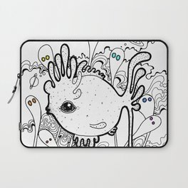 Space Fish Laptop Sleeve
