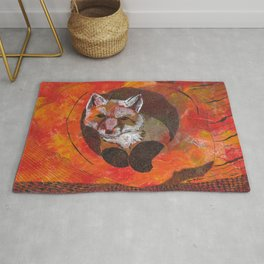 The Cunning Little Vixen Rug