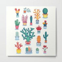 Your Cactus Metal Print