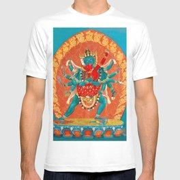 Tantric Deity Sahaja Heruka Chakrasamvara 1 T-shirt