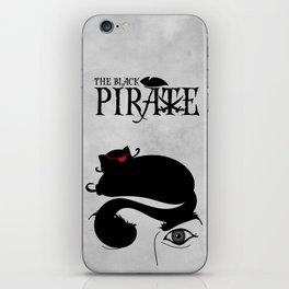 The Black Pirate iPhone Skin