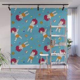 Chu Chu Angel : Pattern Print 6 Wall Mural