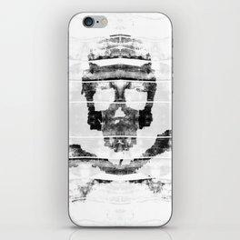 Bitter Bone Skull iPhone Skin