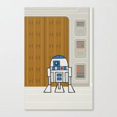 EP5 : R2D2 Canvas Print