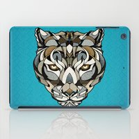 leopard iPad Cases featuring Leopard by Andreas Preis