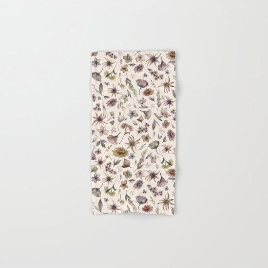 Botanical Study Hand & Bath Towel