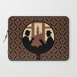 Sherlock Holmes Laptop Sleeve