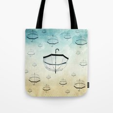 wishing for rain Tote Bag