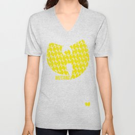 WU TANG CLAN Tribute Unisex V-Neck