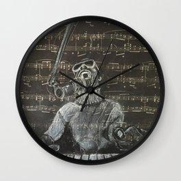 The Key of Life Wall Clock