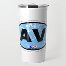 Avalon - Cooler by a mile. Travel Mug