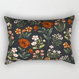 Wild Flowers ~ vol1. Rectangular Pillow