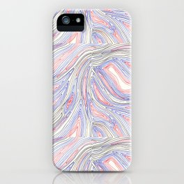 one hundred layers iPhone Case