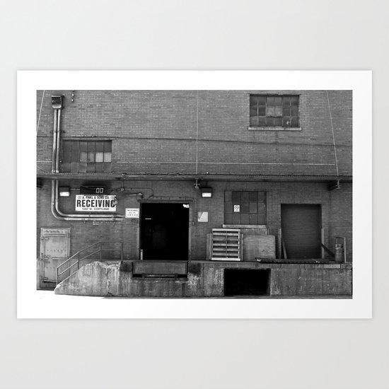 Finkl Art Print