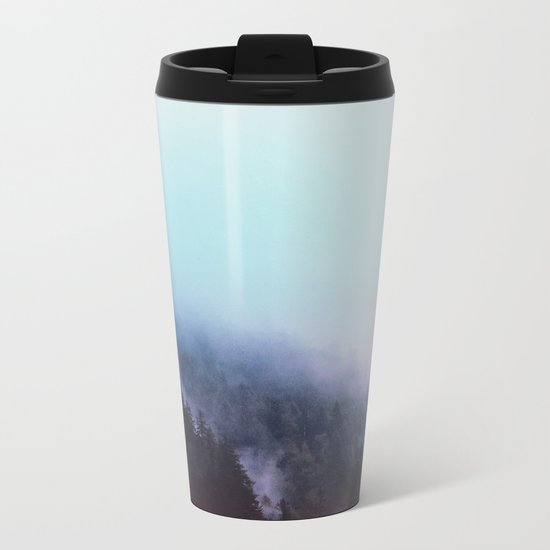 Yours again  Metal Travel Mug