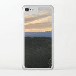 Tennessee Morning Clear iPhone Case