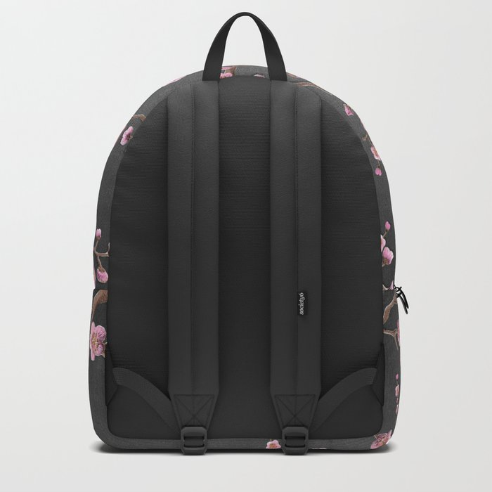 SAKURA LOVE - GRUNGE BLACK Backpack