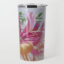 Honeysuckle Travel Mug