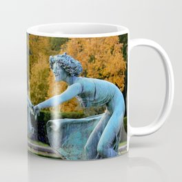 Dancing Nymphs - Den Brandt Castle - Antwerp Coffee Mug