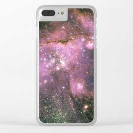 NGC 346 Clear iPhone Case