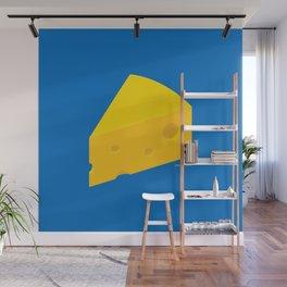 Swiss Cheese Wall Mural