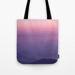 Tiger Hill Tote Bag