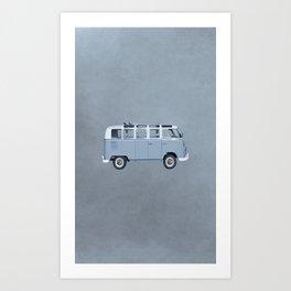 Bulli I. Art Print