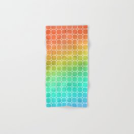 Rainbow Pattern #1 Hand & Bath Towel