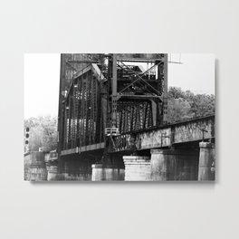 The 10 Bridge Metal Print