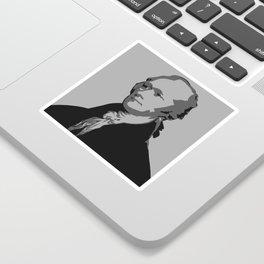 Alexander Hamilton Graphic Sticker