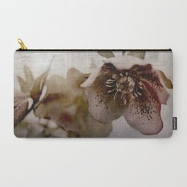 hellebore par avion Carry-All Pouch