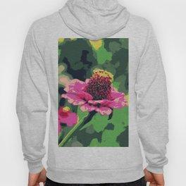 Autumn power flower Hoody