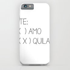 Tequila Slim Case iPhone 6
