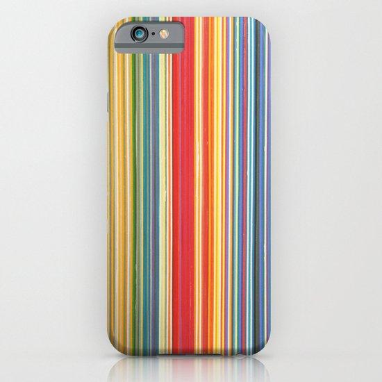 STRIPES 9 iPhone & iPod Case